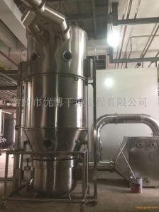 压片沸腾流化床制粒机 产品图片
