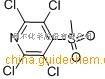 2,3,5,6-四氯-4-(甲磺酰)吡啶