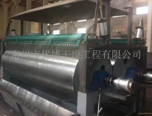 苯甲酸钠溶液干燥用滚筒刮料机 产品图片