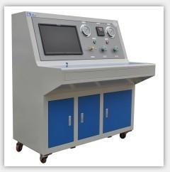 槽車罐體水壓試驗機-油罐車水壓試驗設備