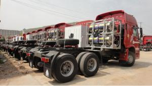 LNG汽車(氣瓶)改裝檢測設備—LNG氣瓶支架強度