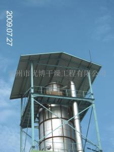 精密陶瓷粉压力喷雾造粒塔