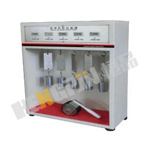 HP-CZY-5S胶带持粘性测试仪/不干胶标签持粘性测试仪产品图片