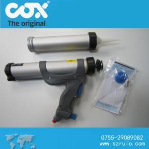 气动胶枪~可用桶装胶也可用腊肠胶400ML两用气动打胶枪产品图片