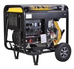柴油發電機帶電焊機