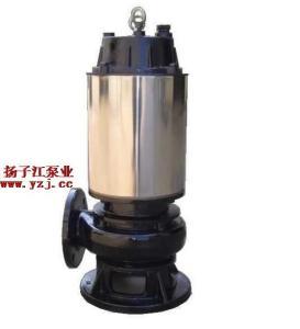 排污泵厂家:JYWQ系列自动搅匀排污泵 产品图片