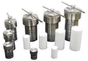 西安水热合成反应釜KH-200产品图片