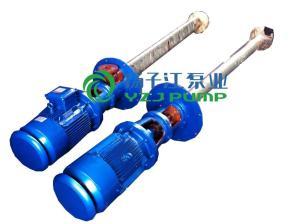 液下泵:FSY型耐酸液下泵产品图片