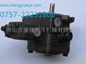 變量葉片泵VP-SF-12-D,VP-SF-15-D,VP-SF-20-D
