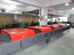 钢丝绳卧式拉力试验机生产厂家产品图片