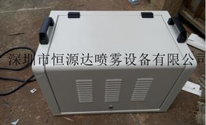 电子厂房车间加湿机高压喷雾加湿机产品图片