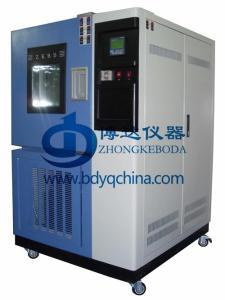 北京GDS-100小型高低温湿热试验箱厂商产品图片