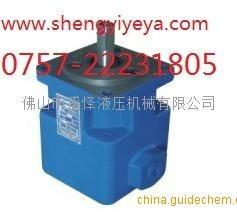 低壓葉片泵YB1-6.3,YB1-10,YB1-12.5,YB1-16