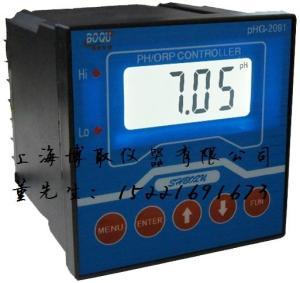 在线PH计/液晶显示带温补酸度计/高精度经济实用PH计