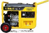 190A汽油发电电焊机操作规程