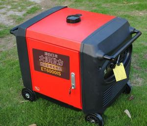 房车备用电源,5KW数码变频发电机 产品图片