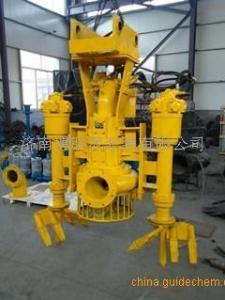 QSY系列挖掘機液壓驅動潛水泥砂泵