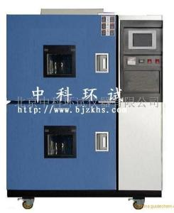 WDCJ-100L 高低温冲击试验箱生产厂家产品图片