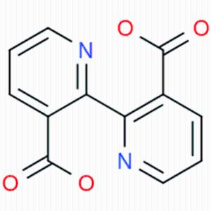 2,2'-联吡啶-3,3'-二羧酸 CAS号:4433-01-6 现货供应