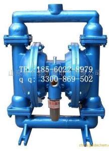 云南保山BQG170/0.25气动隔膜泵行业*水泵之巅