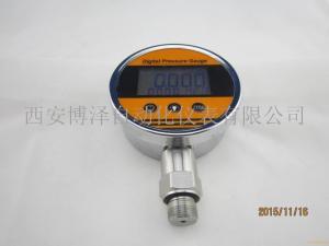 西安數顯壓力表Y-100、精密數字壓力表