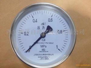 工礦專用儀表/YK-100抗震壓力表/品牌、報價