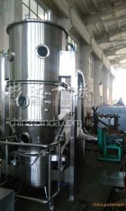 性能稳定FL沸腾制粒干燥机