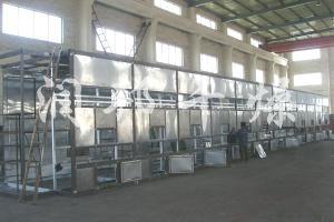 三聚氰胺专用带式干燥机