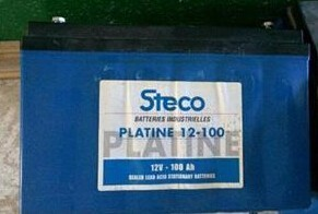 安徽法国STECO时高蓄电池PLATINE12-100代理商报价产品图片