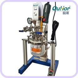 AIR-1L实验室真空乳化机|实验室真空乳化反应釜产品图片