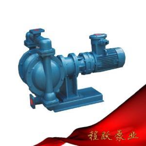 程跃泵业高效节能的DBY电动隔膜泵