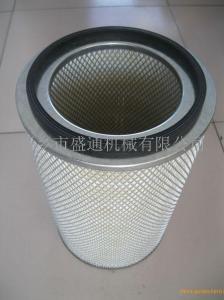 盛通機械專業生產各種空壓機三濾 空氣過濾器350*350*240 C36840 廠家直銷 全國供應