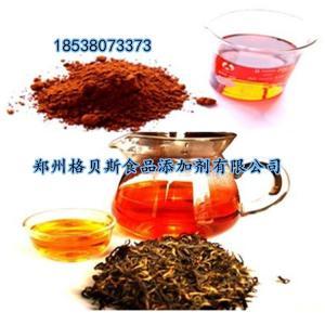 生产茶红素