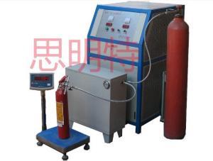 七氟丙烷置換裝置-抽真空自動置換機-思明特-SUP