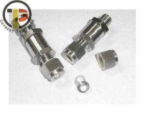 進口CNG高壓外螺紋過濾器,進口天然氣螺紋過濾器