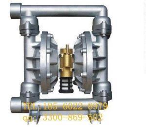 广东茂名BQG气动隔膜泵打开市场大门的金钥匙