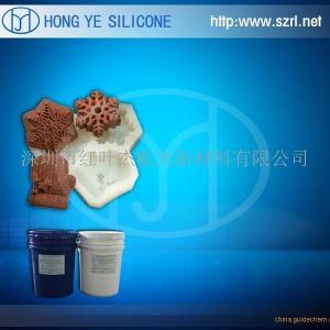 双组份环保食品模具硅胶产品图片