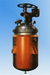 不锈钢反应锅产品图片