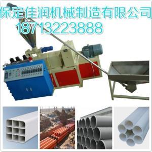 河南PVC下水管生产线/机器/设备