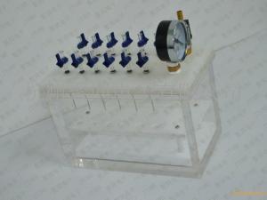 方形SPE独立控制装置,防交叉污染固相萃取产品图片
