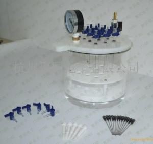 圆形SPE独立控制装置,防交叉污染固相萃取产品图片