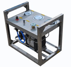 反应釜增压检测设施