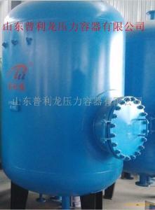 FPR容积式浮动盘管换热器产品图片