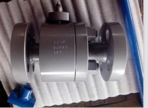 进口锻钢固定式球阀产品图片