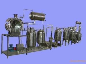昆明HSCT-Z100L天然保健茶超声波提取机*供应产品图片