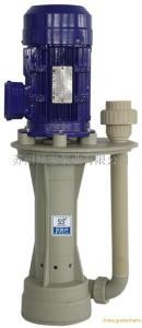 连续镀立式液下泵 蚀刻喷淋立式液下泵 净化塔液下泵