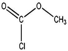 氯甲酸氯乙酯
