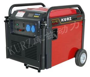 5千瓦柴油數碼變頻發電機