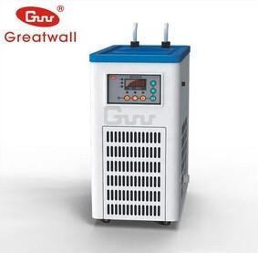 DL-400循环冷却器与2L 小旋转蒸发仪配套使用产品图片