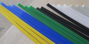 聚丙烯焊条双股5*2.5产品图片